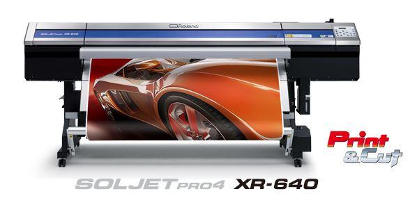 Roland SOLJET Pro4 XR-640