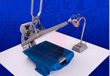 Stahls Laser Alignment System