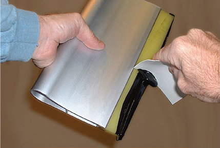 The Ultimate Clean Up Card Scrapes Squeegees